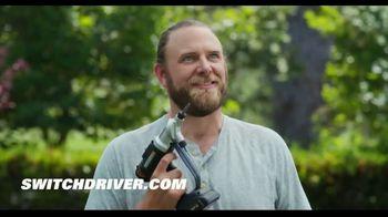SwitchDriver TV Spot, 'Dual Chucks'