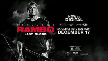 Rambo: Last Blood Home Entertainment TV Spot - 227 commercial airings