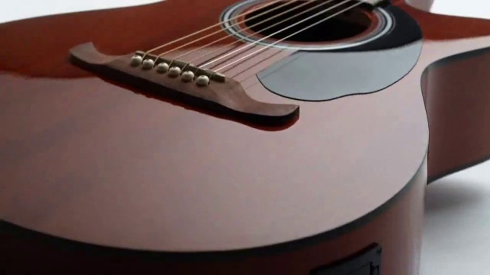 Guitar Center TV Commercial, 'Holidays: Fender Acoustic Electric and Ibanez RG Series Guitars' Song