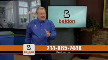 Beldon Windows Buy More, Save More Sale TV Spot, 'Tom's Windows'