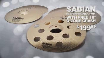 Guitar Center TV Spot, 'Rogue Drum Sets and Sabian Performance Pack' Song by Lookas - Thumbnail 8