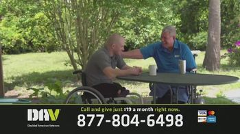 Disabled American Veterans TV Spot, 'Jim: The Wounds of War' Featuring Joe Mantegna - Thumbnail 8