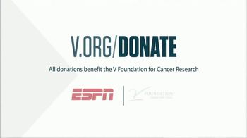 The V Foundation for Cancer Research TV Spot, 'Craig Sager: Time' - Thumbnail 7