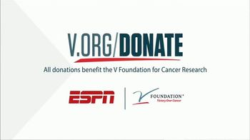 The V Foundation for Cancer Research TV Spot, 'Robin Roberts' - Thumbnail 4