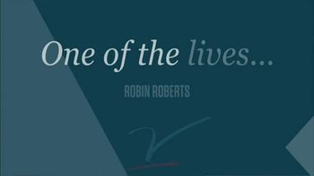 The V Foundation for Cancer Research TV Spot, 'Robin Roberts' - Thumbnail 1