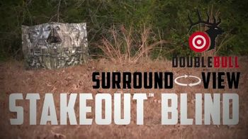 Primos Double Bull Surround View Stakeout Blind TV Spot, 'Takes Down in Seconds' - Thumbnail 1