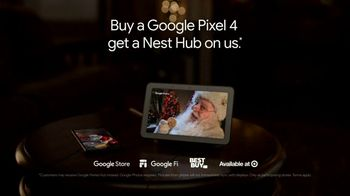 Google Pixel 4 TV Spot, 'Capture Santa With Night Sight' Song by David Phelps - Thumbnail 9
