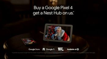 Google Pixel 4 TV Spot, 'Capture Santa With Night Sight' Song by David Phelps - Thumbnail 8