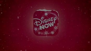 DisneyNOW TV Spot, 'Holidays Are Here' - Thumbnail 1
