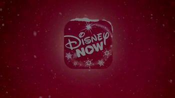 DisneyNOW TV Spot, 'Holidays Are Here' - Thumbnail 1
