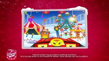 DisneyNOW TV Spot, 'Holidays Are Here' - Thumbnail 4