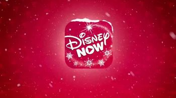 DisneyNOW TV Spot, 'Holidays Are Here' - Thumbnail 9