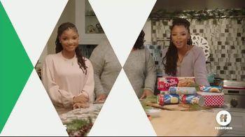 Pillsbury TV Spot, 'Freeform: Pizza Crescent Rolls' Featuring Chloe Bailey, Halle Bailey - Thumbnail 2