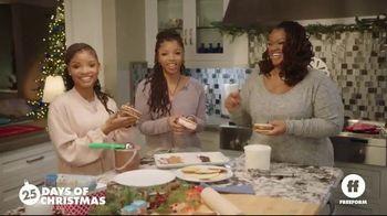 Pillsbury TV Spot, 'Freeform: Pizza Crescent Rolls' Featuring Chloe Bailey, Halle Bailey - Thumbnail 8