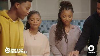Pillsbury TV Spot, 'Freeform: Pizza Crescent Rolls' Featuring Chloe Bailey, Halle Bailey - Thumbnail 9