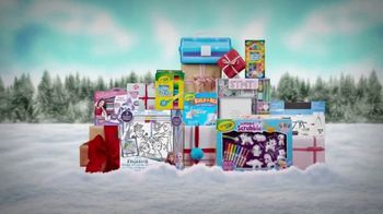 Michaels Wrap It up Gift Event TV Spot, 'Kids' Gifts, Art Supplies, and Wrapping'