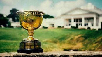 PGA TOUR 2021 Presidents Cup TV Spot, 'Charlotte: Quail Hollow Club' - Thumbnail 9