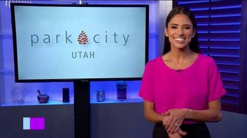 Park City Convention and Visitors Bureau TV Spot, 'Winter Vacation' Featuring Jessica Vilchis
