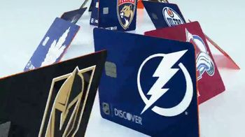 Discover Card TV Spot, 'Official Credit Card of the NHL' - Thumbnail 4
