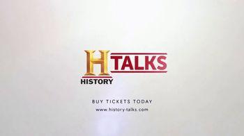 History Talks TV Spot, 'Conversation of a Lifetime'