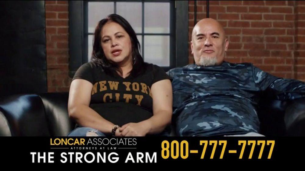 Loncar & Associates TV Commercial, 'Intersecci??n'