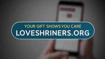 Shriners Hospitals for Children TV Spot, 'Send Your Love' - Thumbnail 6