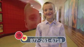 Shriners Hospitals for Children TV Spot, 'Send Your Love' - Thumbnail 2