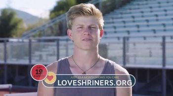 Shriners Hospitals for Children TV Spot, 'Send Your Love' - Thumbnail 5