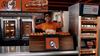 Little Caesars Pizza TV Spot, 'Meet Dad: Free Crazy Bread' - Thumbnail 3