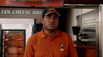 Little Caesars Pizza TV Spot, 'Meet Dad: Free Crazy Bread' - Thumbnail 5