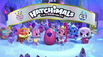 Hatchimals CollEGGtibles Season 6.5 The Royal Snow Ball TV Spot, 'Accessories in Every Egg' - Thumbnail 1