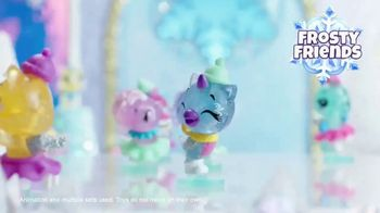 Hatchimals CollEGGtibles Season 6.5 The Royal Snow Ball TV Spot, 'Accessories in Every Egg' - Thumbnail 5