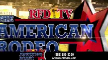 The American Rodeo TV Spot, 'Cowboys and Cowgirls'