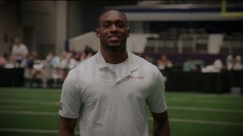 Big 12 Conference TV Spot, 'Champions for Life: Deshaunte Jones' - Thumbnail 9
