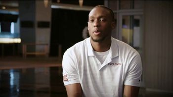 Big 12 Conference TV Spot, 'Champions for Life: Deshaunte Jones' - Thumbnail 4
