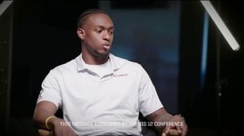 Big 12 Conference TV Spot, 'Champions for Life: Deshaunte Jones' - Thumbnail 8