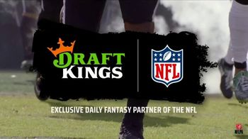 DraftKings Gridiron Sweat TV Spot, 'Biggest Prizes' - Thumbnail 3