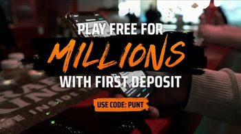 DraftKings Gridiron Sweat TV Spot, 'Biggest Prizes' - Thumbnail 4