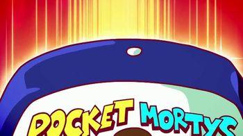 Pocket Mortys TV Spot, 'Mortymon' - Thumbnail 2