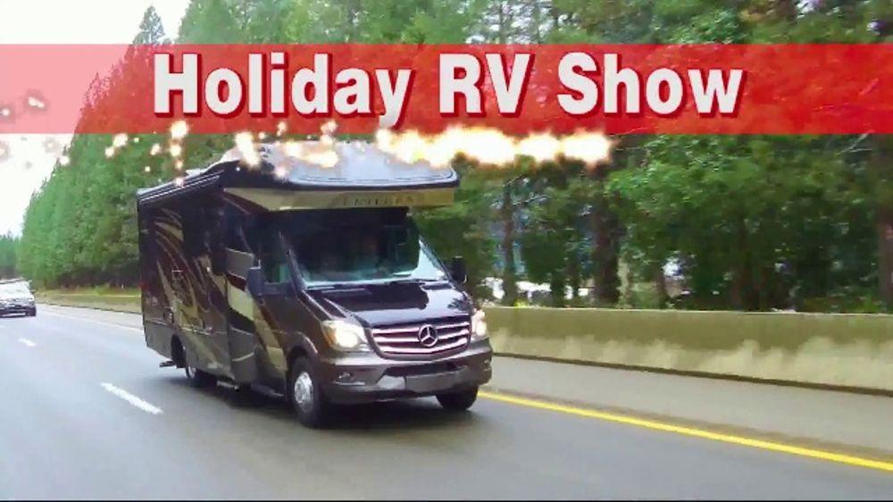 La Mesa RV Holiday RV Show TV Commercial, 'Massively Discounted: 2020 Winnebago Intent'