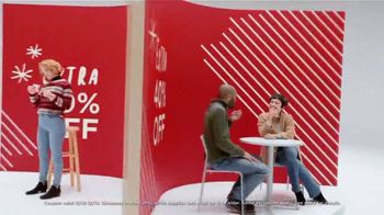 JCPenney Sweet Sale TV Spot, 'Unwrap the Savings: Up To 50% Off' - 925 commercial airings