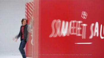 JCPenney Sweet Sale TV Spot, 'Unwrap the Savings: Up To 50 Percent Off'