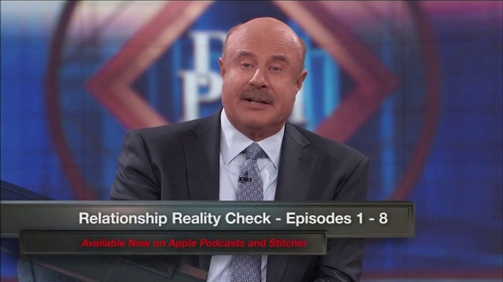 Phil in the Blanks TV Commercial, 'Relationship Reality Check: How Much Fun Are You to Live With?'