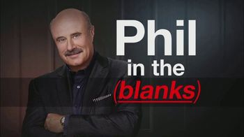 Phil in the Blanks TV Spot, 'Relationship Reality Check: How Much Fun Are You to Live With?' - Thumbnail 1