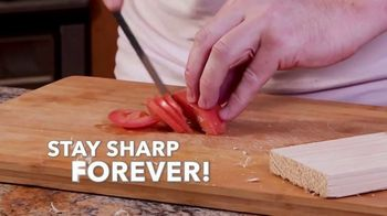 MagmaSteel Knives TV Spot, 'The Secret of Every Great Chef' - 21 commercial airings