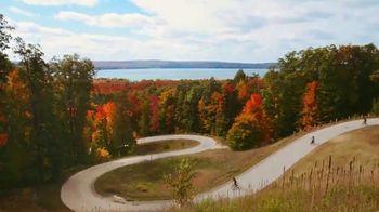 Traverse City Tourism TV Spot, 'We've Got a Bike Route for You'