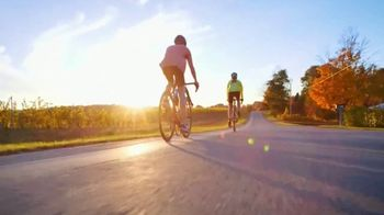 Traverse City Tourism TV Spot, 'We've Got a Bike Route for You' - Thumbnail 1