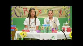 Girl Scouts of the USA TV Spot, 'Our Goal is Big'