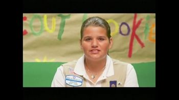 Girl Scouts of the USA TV Spot, 'Our Goal is Big' - Thumbnail 1