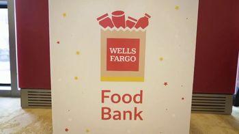 Wells Fargo TV Spot, 'Infocus: Feeding America 2019' - Thumbnail 3